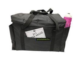 Ételszállító táska fekete DM Padova